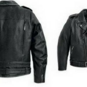 Jual Jaket Kulit Model Double Rider Motorcycle Jackets
